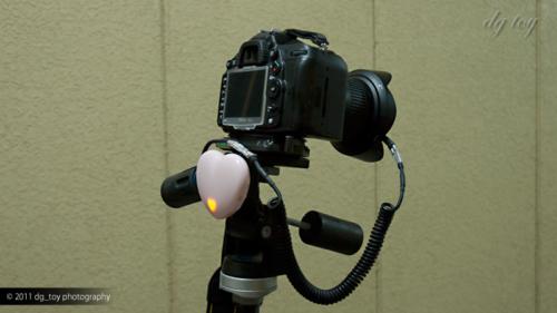 カメラレンズ保温システム