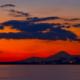 東京ゲートブリッジと富士山
