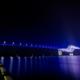 東京ゲートブリッジライトアップ-BLUE