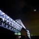 東京ゲートブリッジ オリンピックカラー