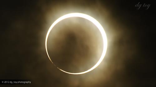 2012.5.21 金環日食