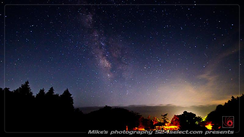 富士山の麓で天の川の撮影富士山を後ろに天の川を追いかける!天の川と星空撮影ならここもアリか?