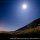 仙石原のススキと月