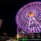 横浜コスモクロック21の撮影-空の風景