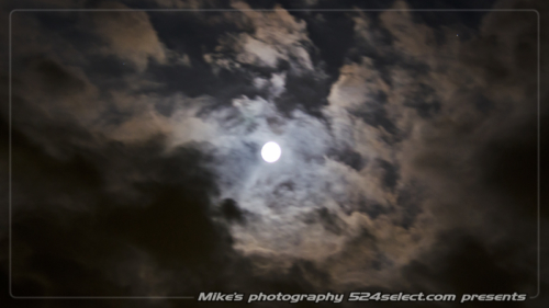 月の撮影 [月と雲の撮り方]