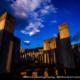 夕空を楽しむ[空の風景]-県立ぐんま展望台