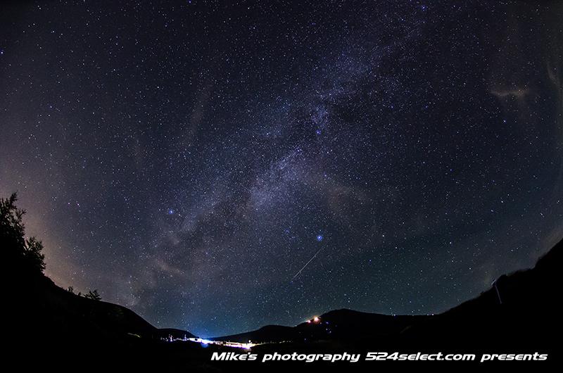 五合目で撮る富士山と天の川…そして流星〜流星群にも最適!富士山と星空観測に適した撮影スポット