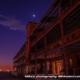 夜明け前の横浜[赤れんが倉庫]
