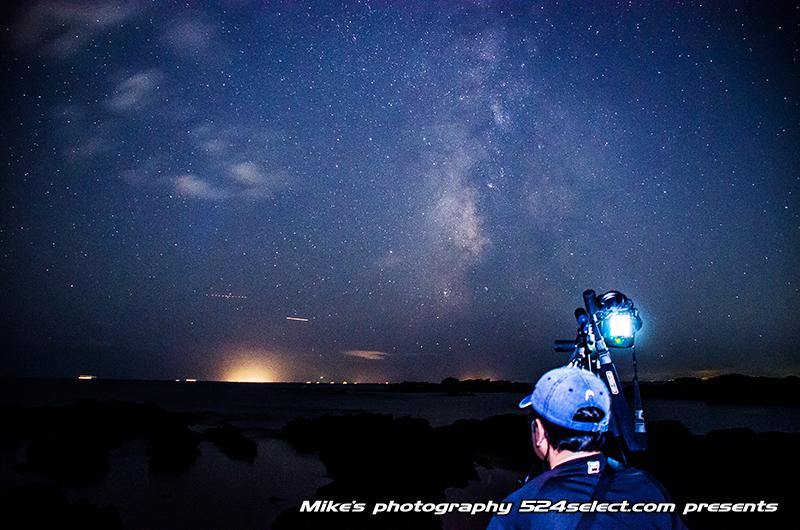 城ヶ島で天の川撮影〜三浦半島でも撮れる天の川の見える風景!東京湾ギリギリからの星空撮影