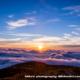 R292 雲海からの日の出