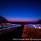 東京ドイツ村イルミネーション2013〜富士山も見える夕刻!房総半島最大のイルミで楽しむ夜景撮影