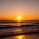 九十九里浜の日の出