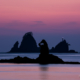 薄明の西伊豆 大田子海岸-Twilight IZU Japan