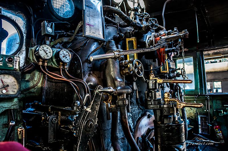 秋風にノスタルジック漂う大井川鐵道のSL[蒸気機関車]を撮影!秋のファミリー旅行におすすめの地